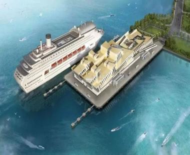 游艇邮轮港丨广州港邮轮游艇码头规划